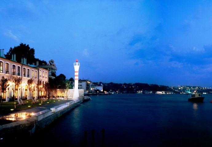 ТОП-10 самых необычных отелей Турции 2