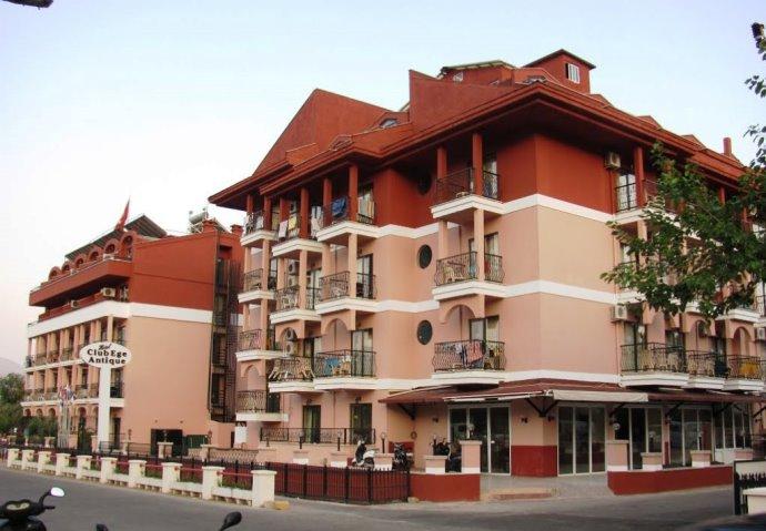 ТОП-10 самых необычных отелей Турции 6