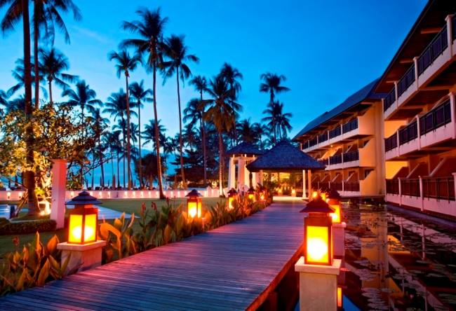 Ко Чанг Топ-10 лучших семейных отелей 1
