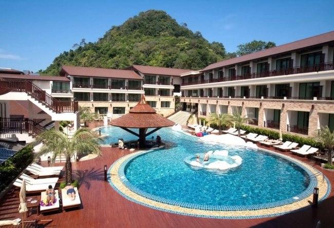 Ко Чанг Топ-10 лучших семейных отелей 8