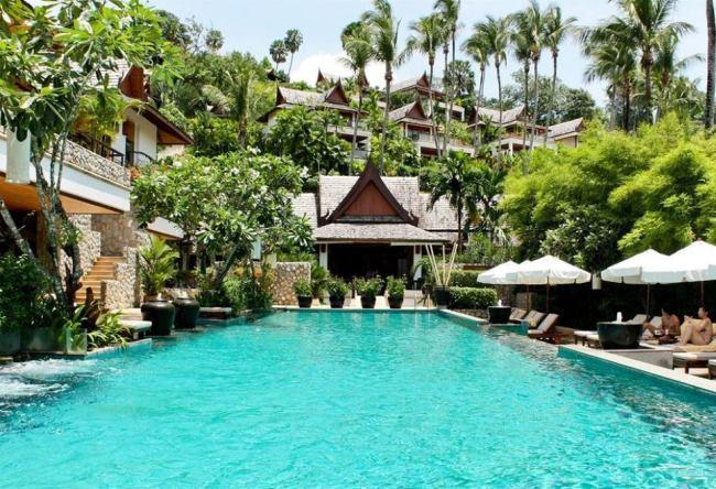 Таиланд Топ-10 SPA отелей  9