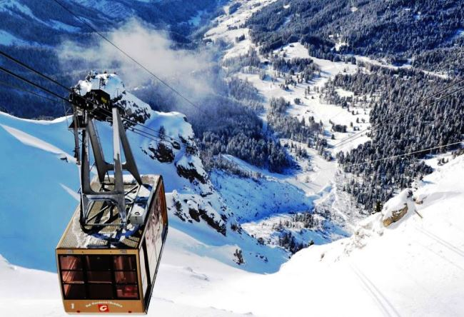 Топ-10 лучших горнолыжных курортов для отдыха с детьми 1
