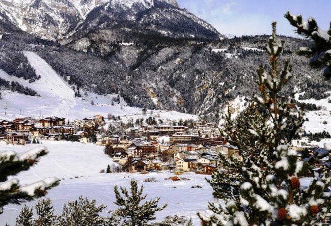 Топ-10 лучших горнолыжных курортов для отдыха с детьми 3