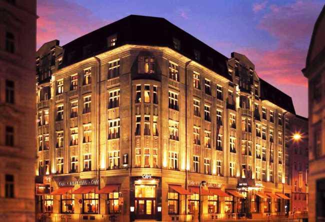 Топ-10 самых лучших отелей Праги 4