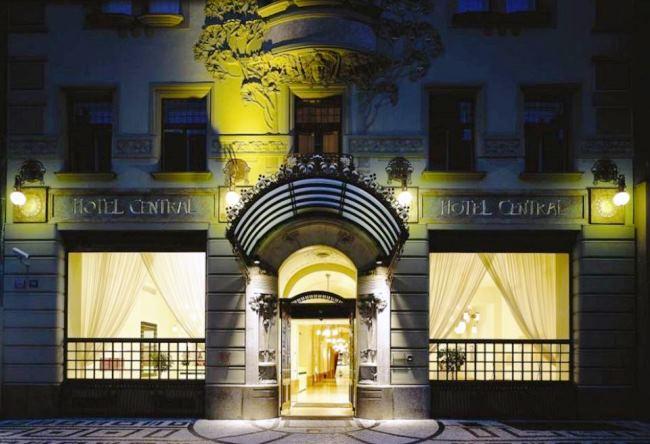 Топ-10 самых лучших отелей Праги 6
