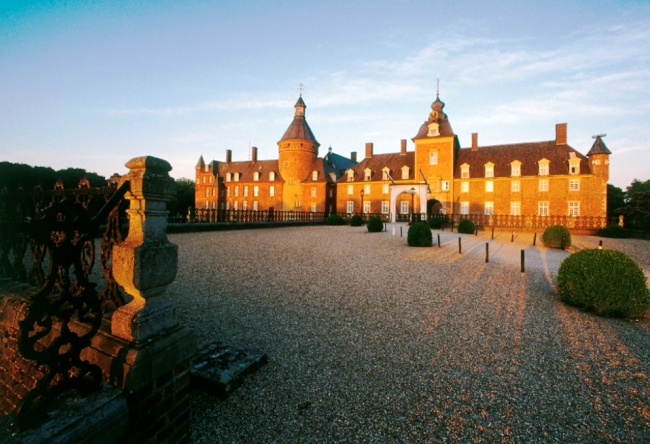 Топ-10 отелей в замках в Германии 1