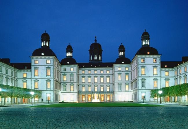 Топ-10 отелей в замках в Германии 2