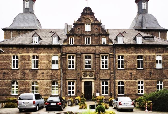Топ-10 отелей в замках в Германии 4