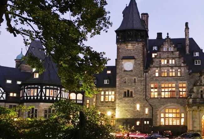 Топ-10 отелей в замках в Германии 5