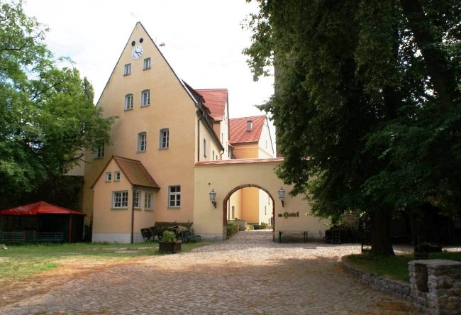 Топ-10 отелей в замках в Германии 8