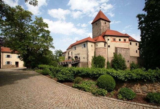 Топ-10 отелей в замках в Германии 9