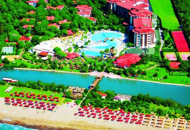 Топ-10 крутых бассейнов в отелях Турции 1
