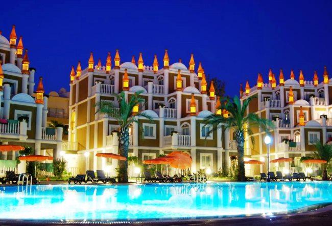 Топ-10 крутых бассейнов в отелях Турции 2