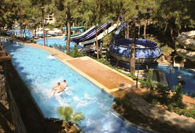 Топ-10 крутых бассейнов в отелях Турции 5