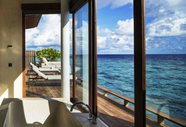Топ-10 отелей на Мальдивах 10