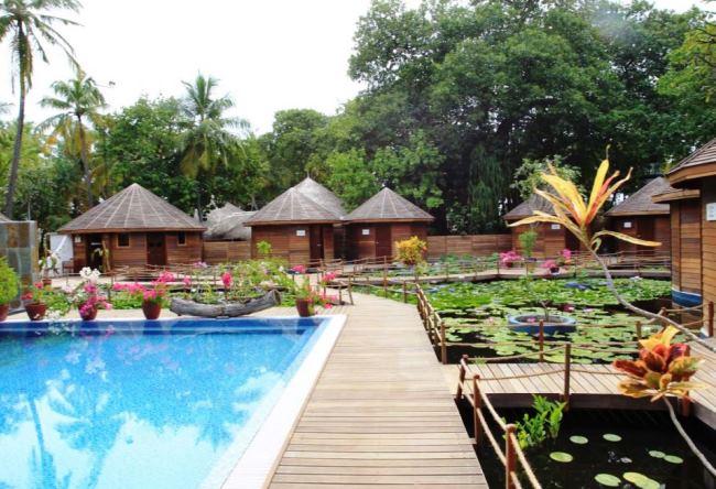 Топ-10 отелей на Мальдивах 2