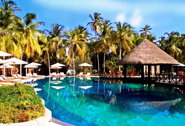 Топ-10 отелей на Мальдивах 3
