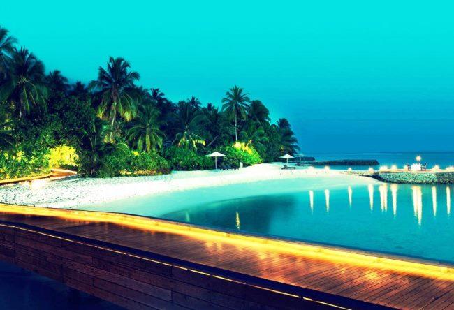 Топ-10 отелей на Мальдивах 4