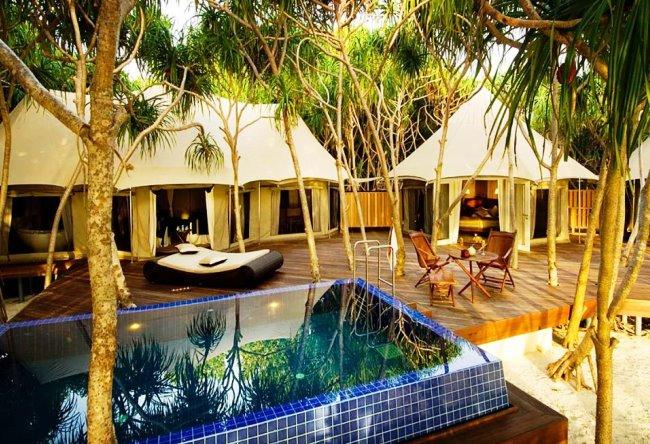 Топ-10 отелей на Мальдивах 6