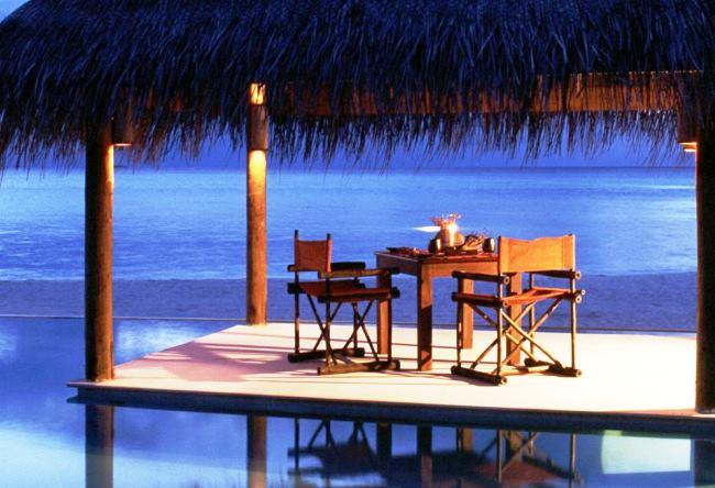 Топ-10 отелей на Мальдивах 7