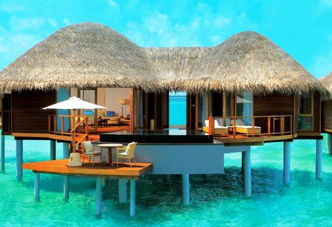 Топ-10 отелей на Мальдивах 8