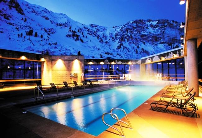 Топ-10 прекрасных зимних бассейнов 2