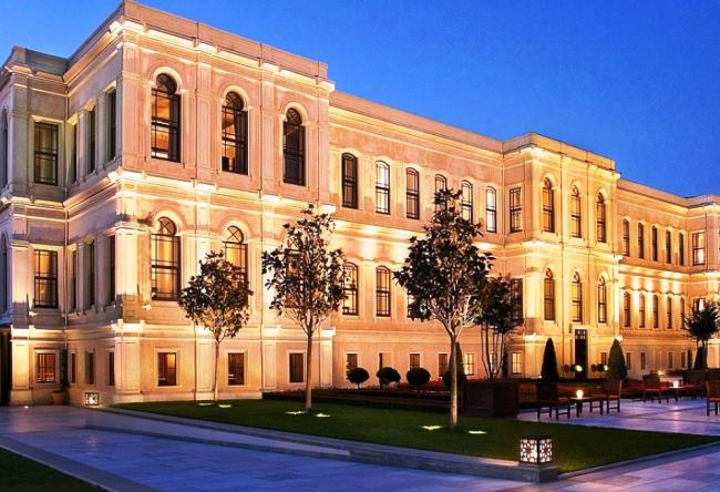 Топ 10 самых необычных отелей Турции 1