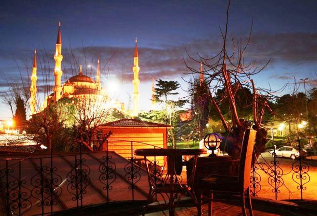 Топ 10 самых необычных отелей Турции 5
