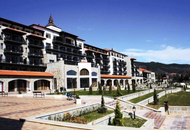 Топ-10 самых лучших отелей в Болгарии 2