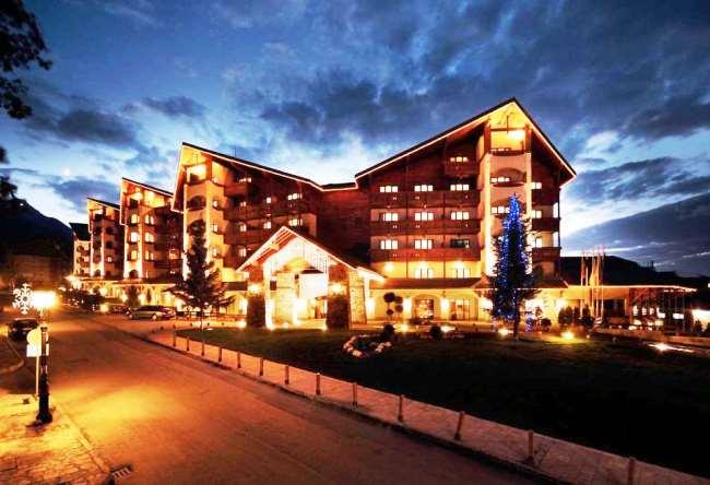 Топ-10 самых лучших отелей в Болгарии 9