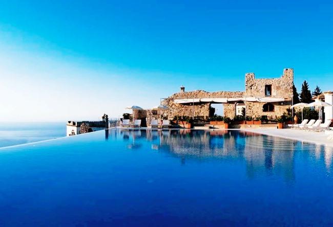 Топ 10 самых красивых отелей мира 5