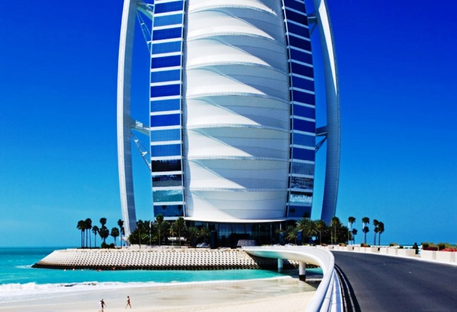 Топ 10 самых красивых отелей мира 8