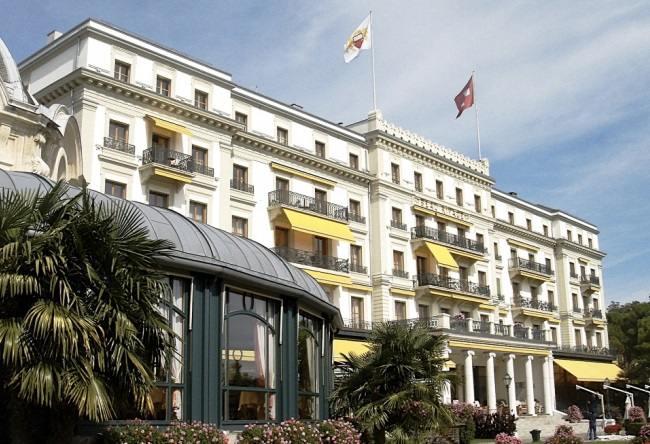 Топ-10 отелей с богатой историей в США и Европе  1