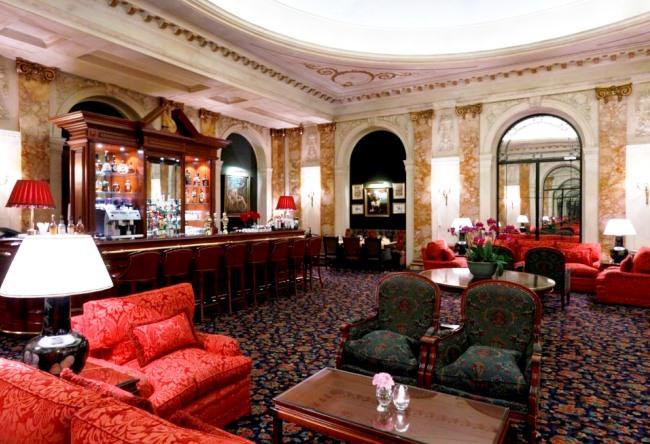 Топ-10 отелей с богатой историей в США и Европе  6