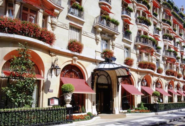 Топ-10 отелей с богатой историей в США и Европе  7