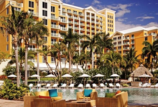 Топ-10 лучших отелей в Майами для проведения свадебных церемоний 2