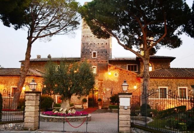 Топ-10 отелей в замках в Италии 1