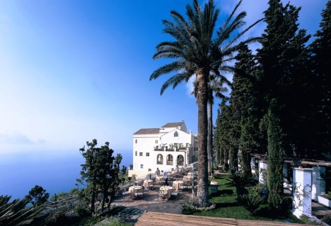 Топ-10 отелей в замках в Италии 10