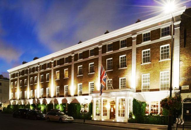 Топ-10 лучших недорогих отелей в Лондоне 10