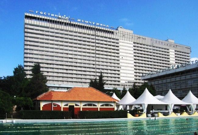 Топ 10 лучших отелей Сочи 1