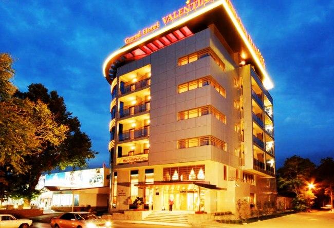 Топ-10 лучших гостиниц Анапы 1