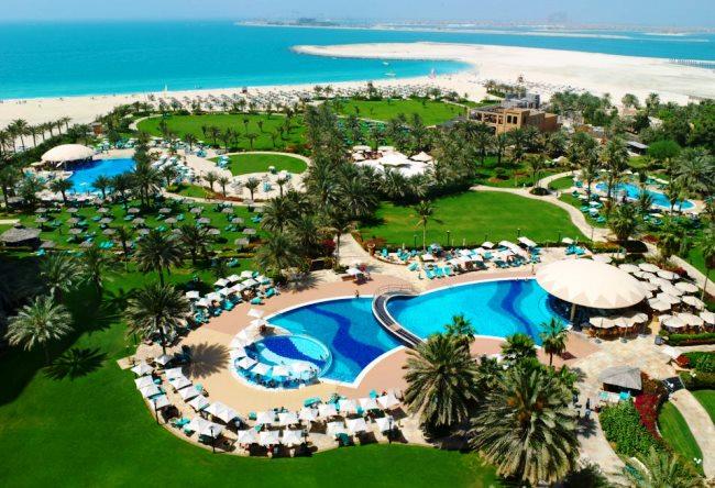 Топ-10 отелей ОАЭ 10