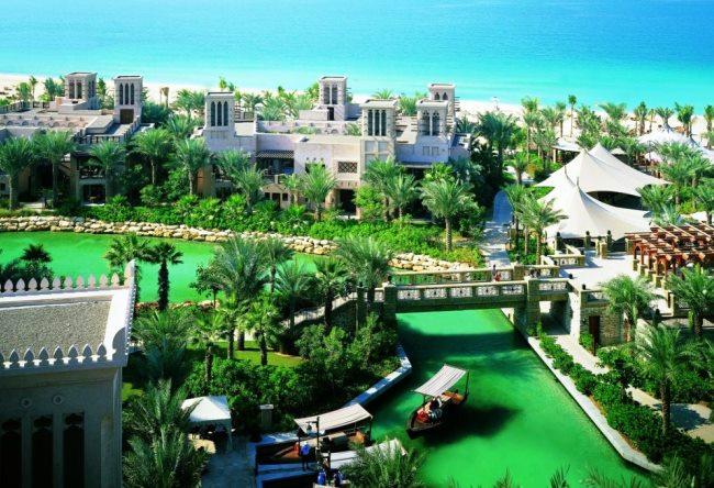 Топ-10 отелей ОАЭ 4