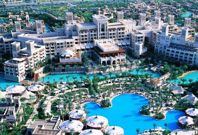 Топ-10 отелей ОАЭ 5