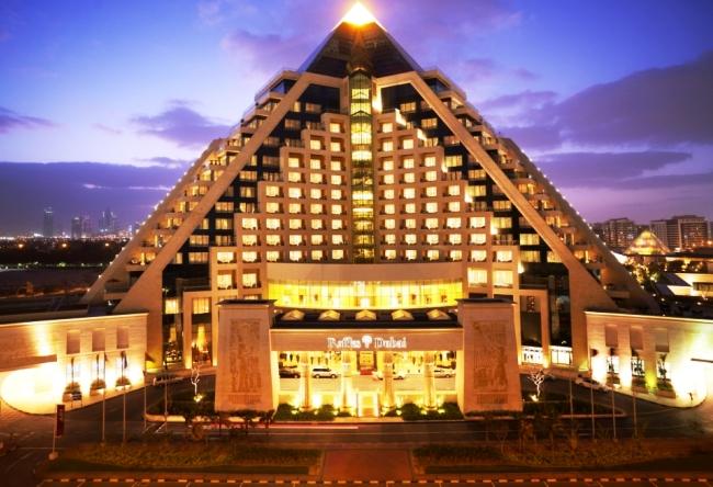 Топ-10 отелей ОАЭ 6