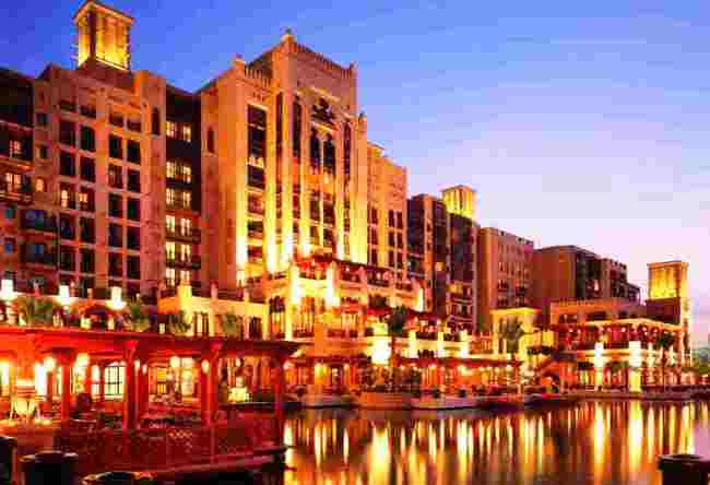 Топ-10 отелей ОАЭ 7