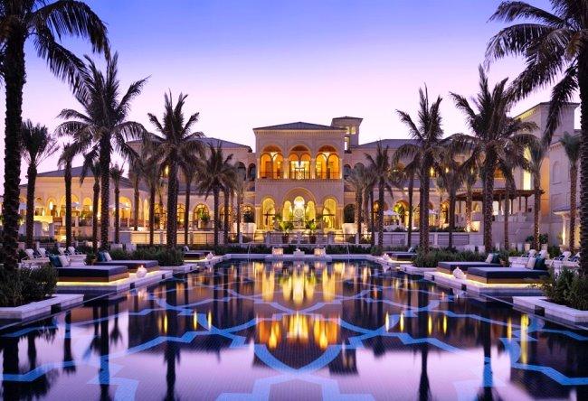 Топ-10 отелей ОАЭ 8
