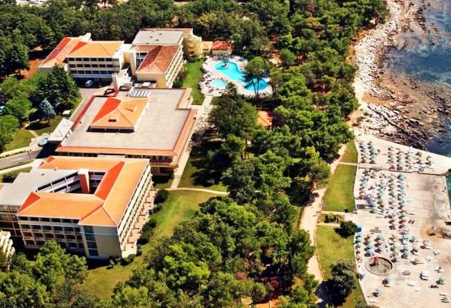 Tоп-10 лучших отелей в Хорватии 6