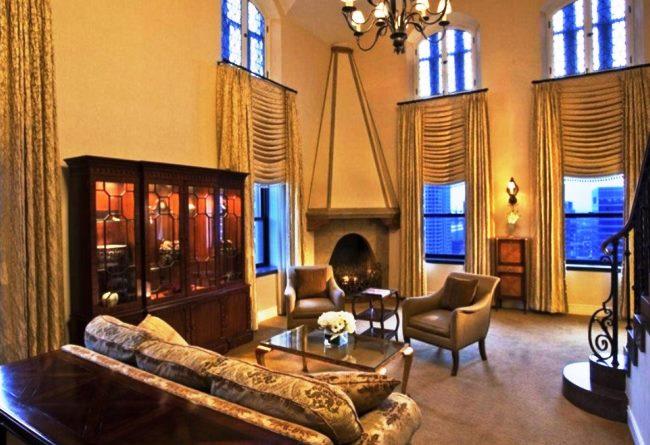 Топ-10 самых дорогих номеров в отелях мира 1