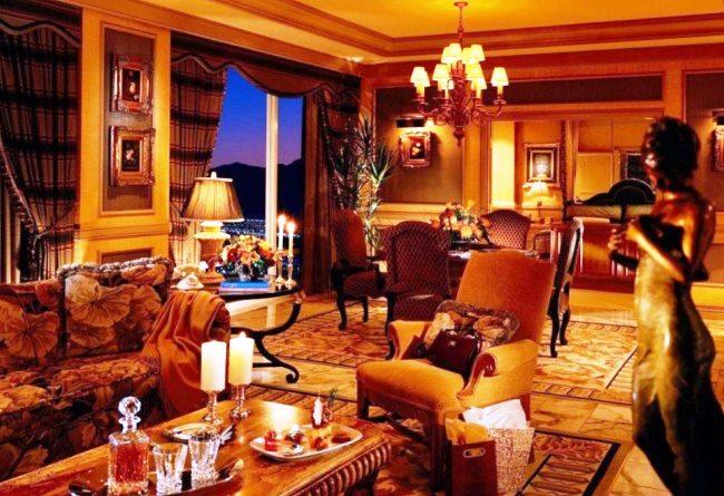 Топ-10 самых дорогих номеров в отелях мира 10